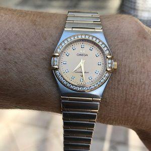 Women's Omega watch